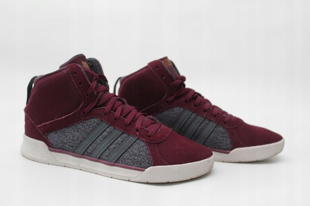 Buty męskie adidas GALAXY 4 F36160   odcienie czerwieni