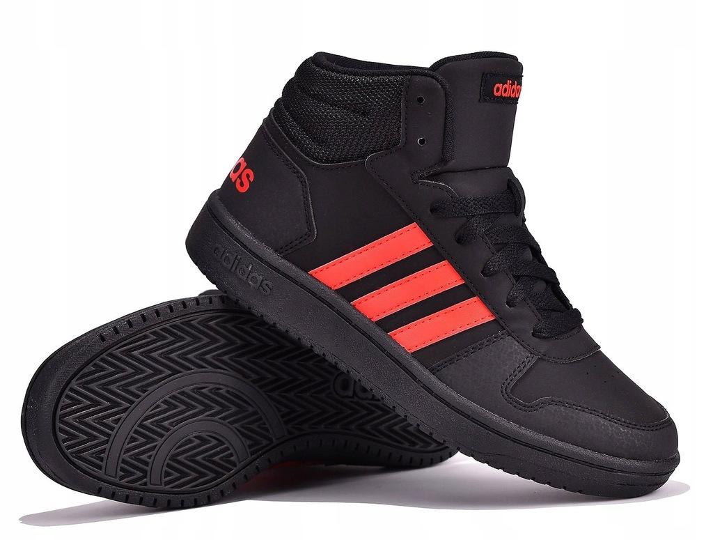 Buty Adidas VS HOOPS MID 2.0 K DB1480 r.38 23