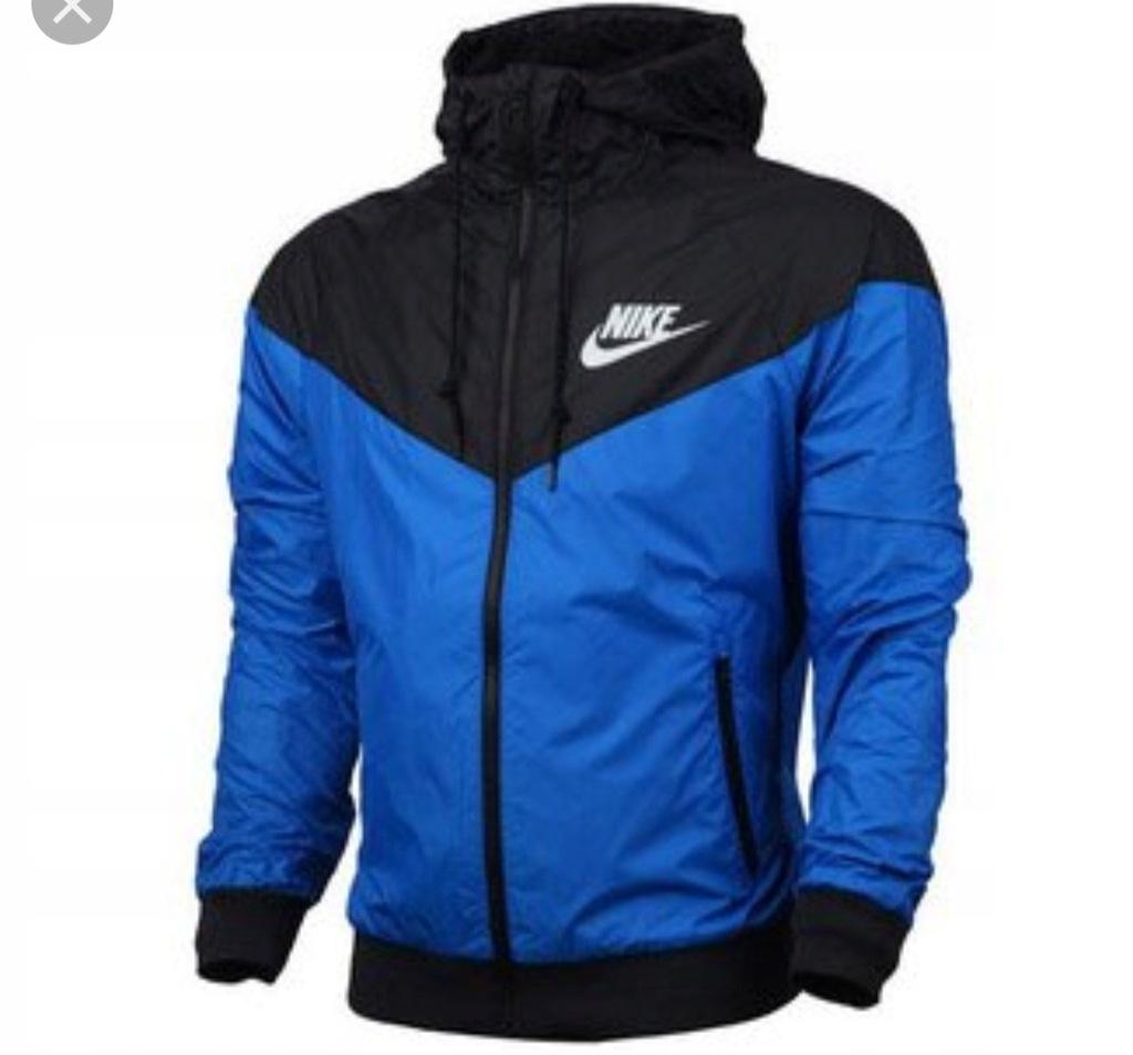 Kurtka Wiatrowka Nike Wiosenna Jesienna Rozm L 7593075210 Oficjalne Archiwum Allegro