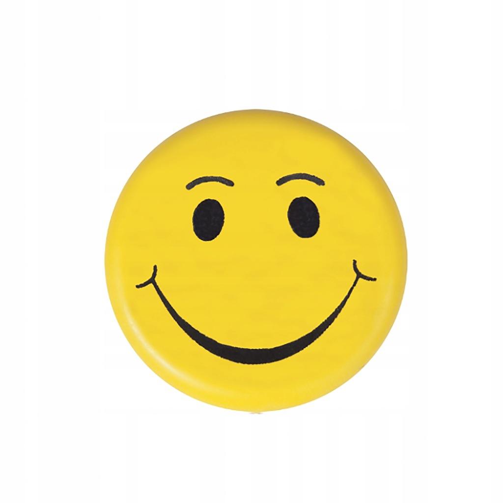 Czekoladowa Uśmiechnięta BUŹKA HAPPY żółta 1szt - 7659368398 ...