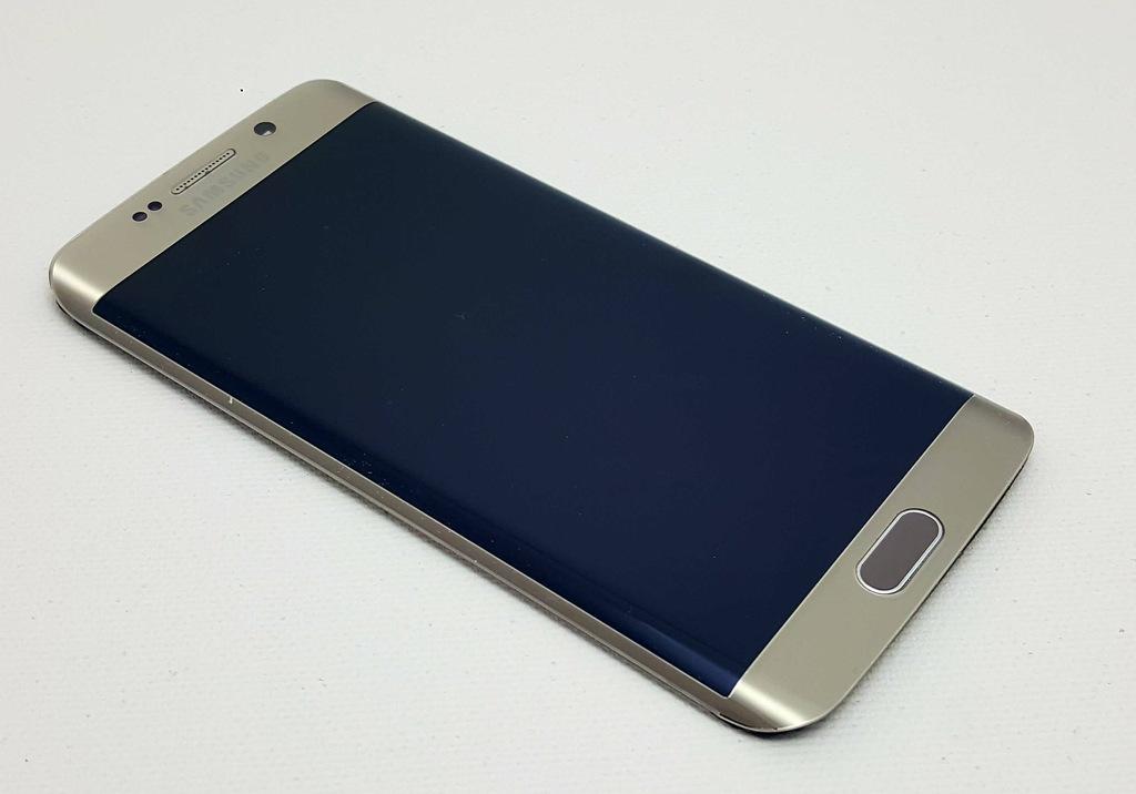 Samsung S6 edge Lcd dotyk EKRAN + WYMIANA KRAKÓW !