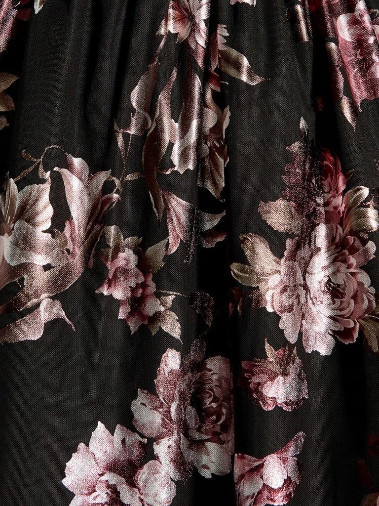 Rozkloszowana sukienka w kwiaty Mohito rozm. S 7590166316