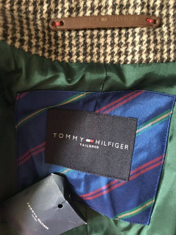 Tommy Hilfiger Tailored english style coat 48