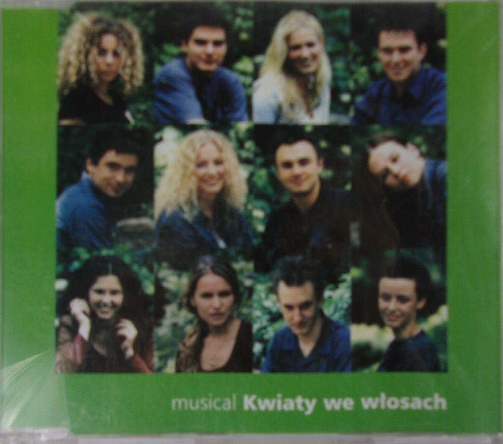 Musical Kwiaty We Wlosach Plyta Cd 7585220331 Oficjalne Archiwum Allegro