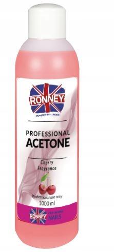 Aceton Remover Wiśnia RONNEY 1000 ml