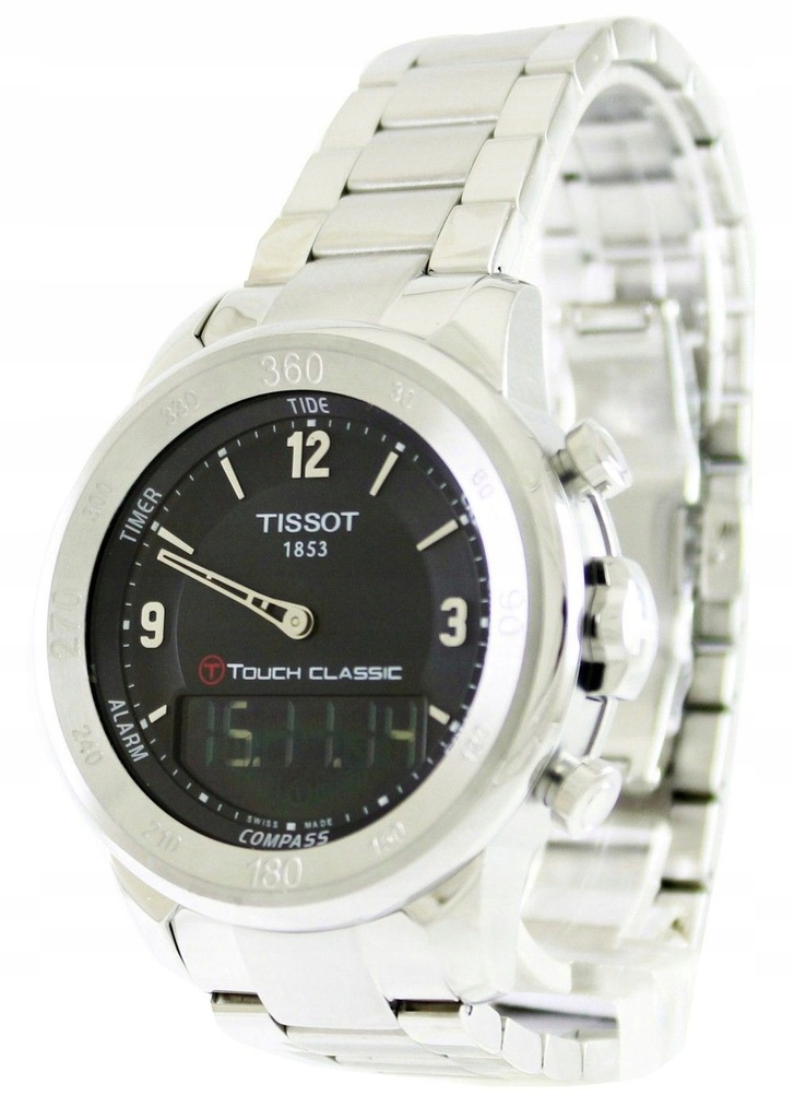 Męski zegarek TISSOT T083.420.11.057.00