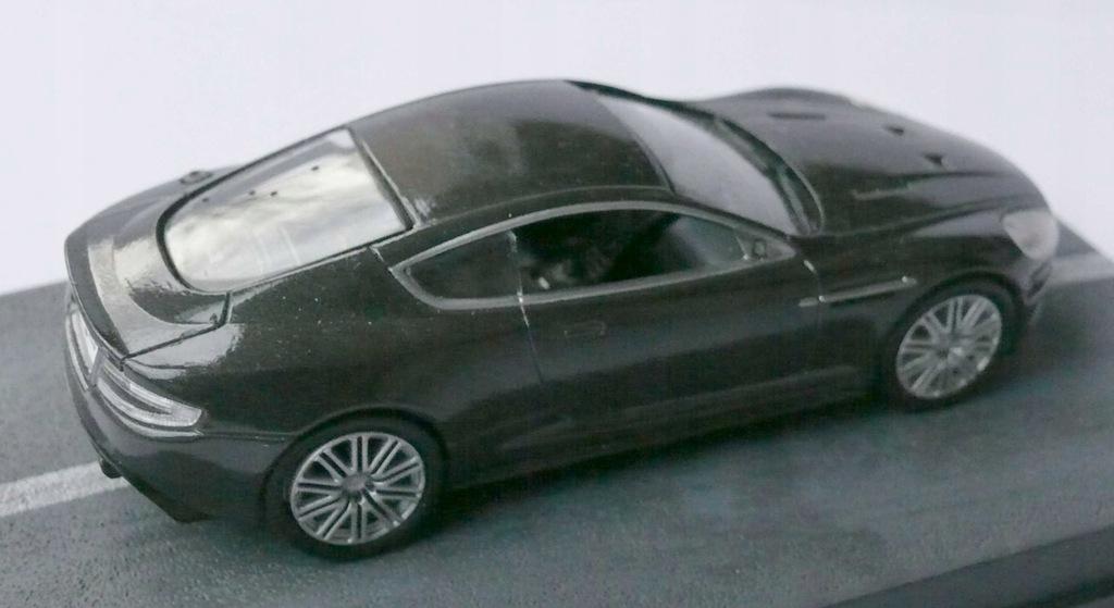 Aston Martin Dbs Quantum Of 007 Collection 1 43 7762437477 Oficjalne Archiwum Allegro