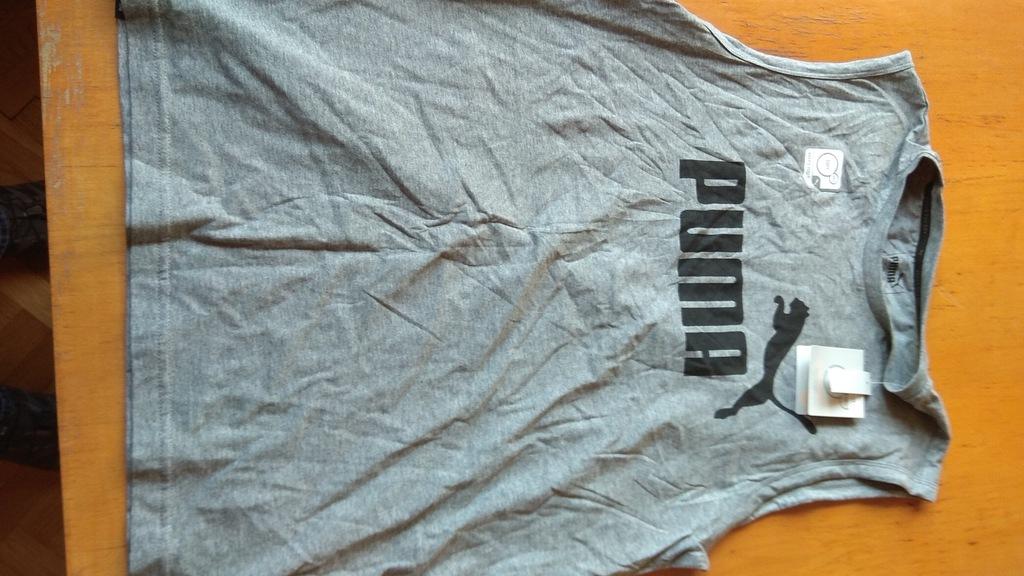 koszulka bez rękawów Puma