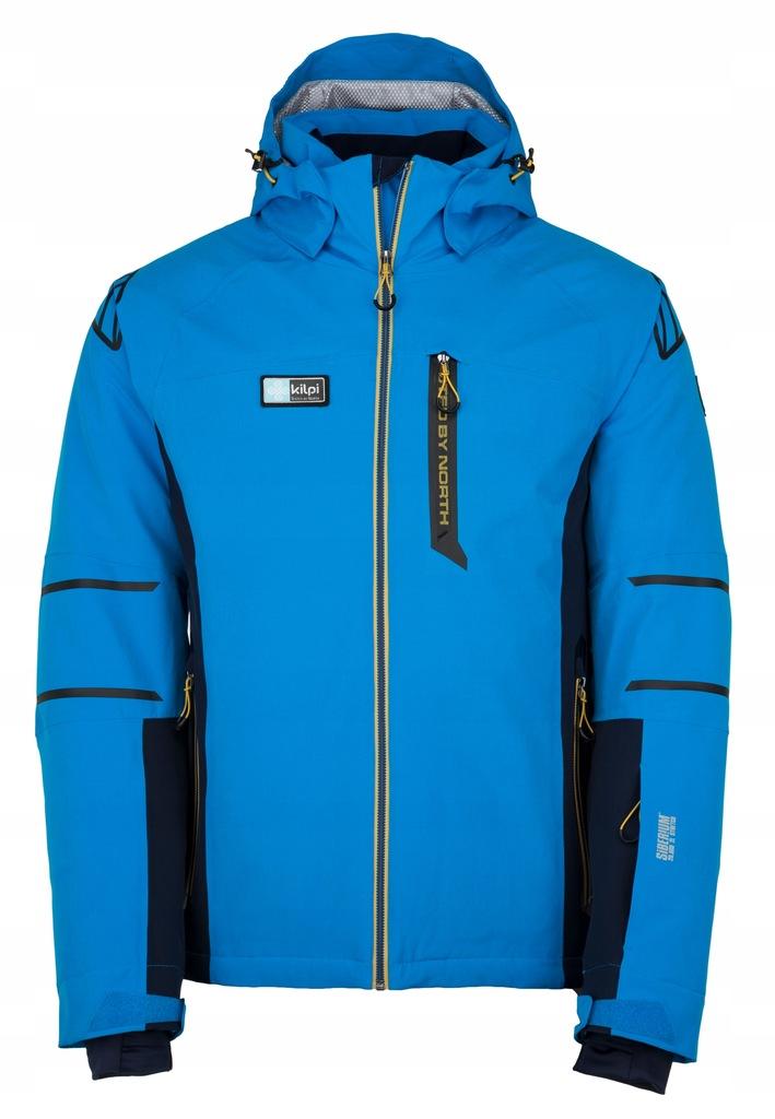 profilowana kurtka narciarska męska