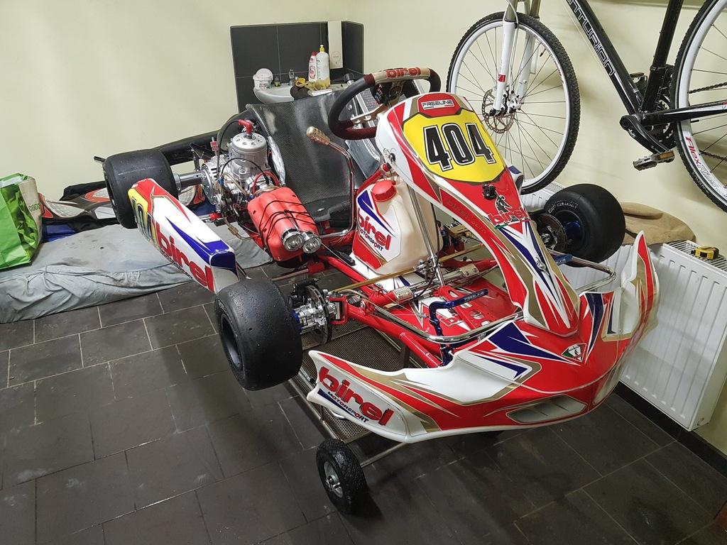 Karting Birel Kz tm 10
