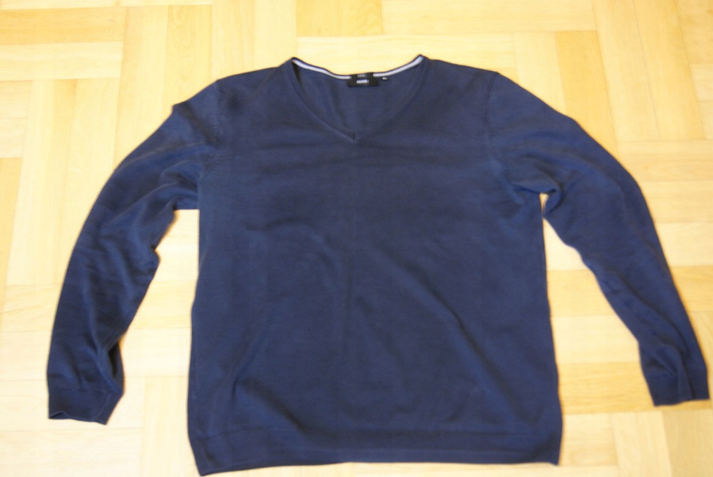 Sweter Hugo Boss M 100% Cotton SLIM ZARA ORYGINAL