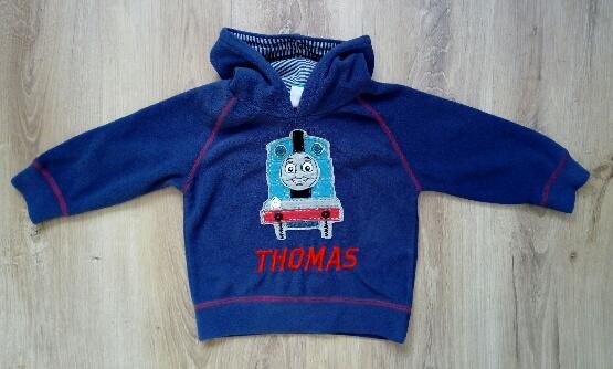 86 92 TU TOMEK i PRZYJACIELE bluza sweter