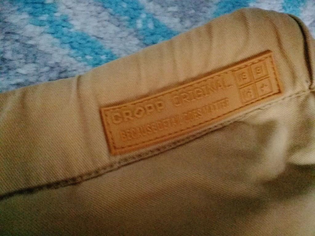 spodnie jogery męskie firmy cropp r. 34
