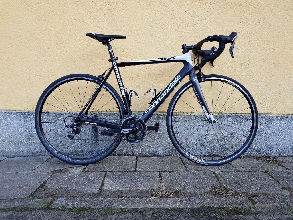Cannondale Six Carbon 54cm (rower szosowy)