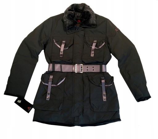 Damska ORYGINALNA kurtka puchowa zimowa Peuterey
