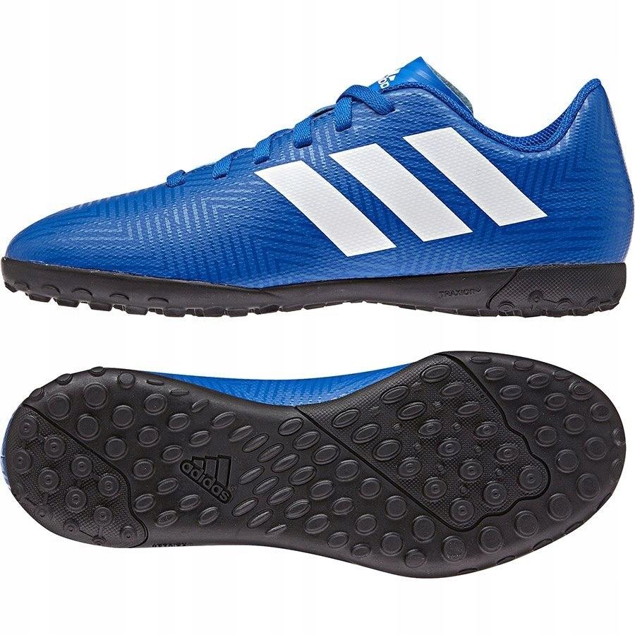 Adidas Buty Piłkarskie Nemeziz Tango 18,4 Tf Jr Db2381