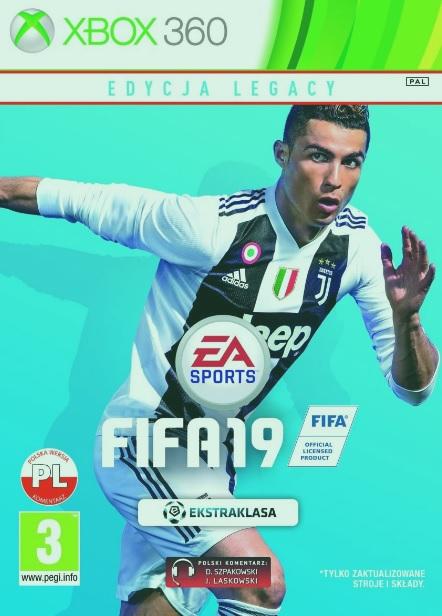 Fifa 19 Pl Fifa 18 2 Gry Xbox 360 Cyfrowa 7590970455 Oficjalne Archiwum Allegro