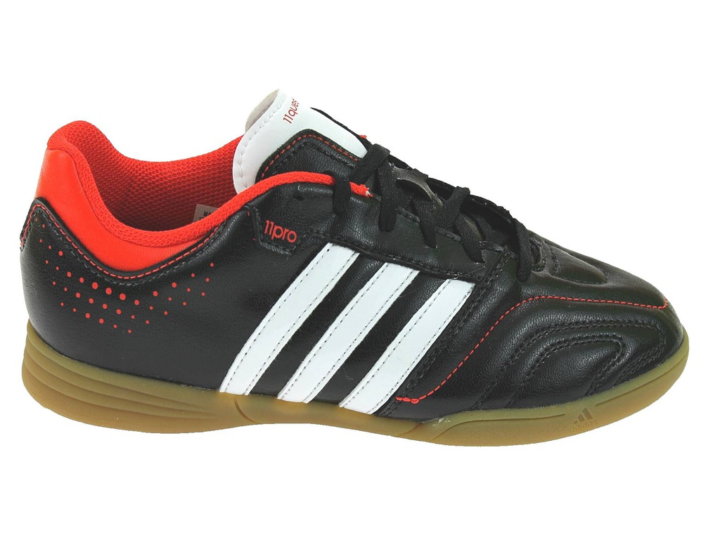 Buty halowe – halówki ADIDAS 11 QUESTRA IN Q23848 – czarne