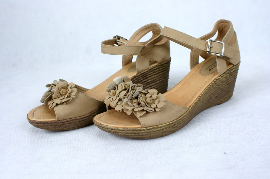 Sandały damskie Wójcik 41 skóra naturalna 7312247531