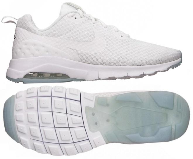 Nike Buty męskie Air Max Motion LW białe r. 44 (833260 110