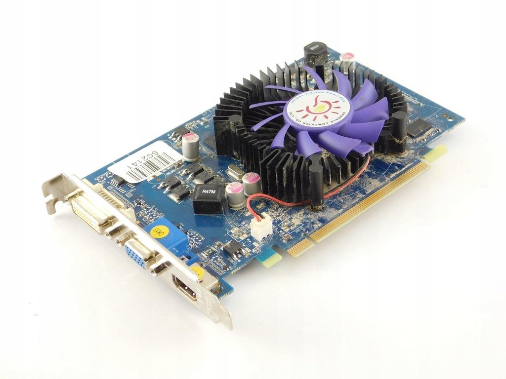 Nvidia Geforce Gt 220 2048 Mb 2gb Pcie 7069710319 Oficjalne Archiwum Allegro