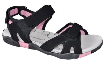 Sandały damskie młodzież sportowe Hasby 2194C r39