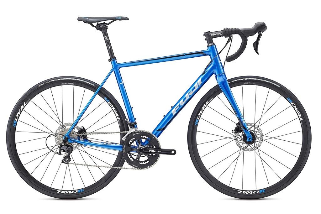 Rower szosowy Fuji Roubaix 1.3 Disc 2017 58 cm