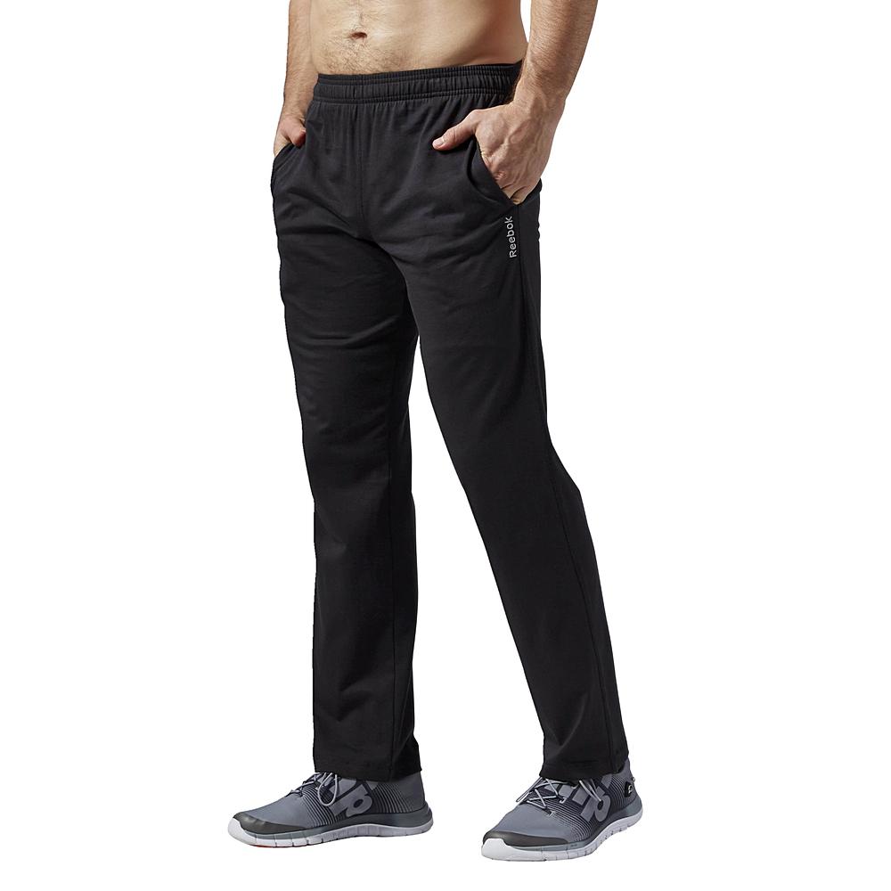 SPODNIE Dresowe Męskie REEBOK w Spodnie dresowe męskie