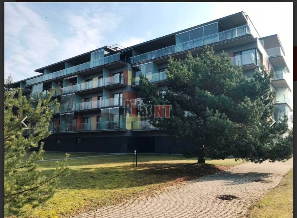 Apartament na Litwie Palanga Wakacje 2018