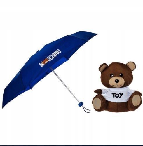 Parasolka Moschino z Etui Miś! Unikat!