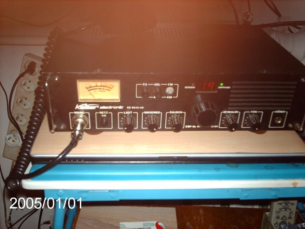 radio cb stacjonarne KAISER