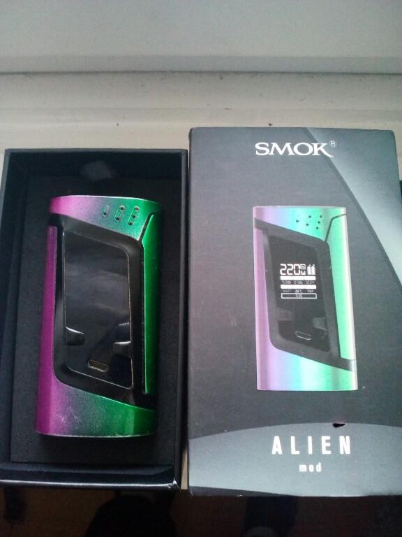 Smok Alien 220w 7084017511 Oficjalne Archiwum Allegro