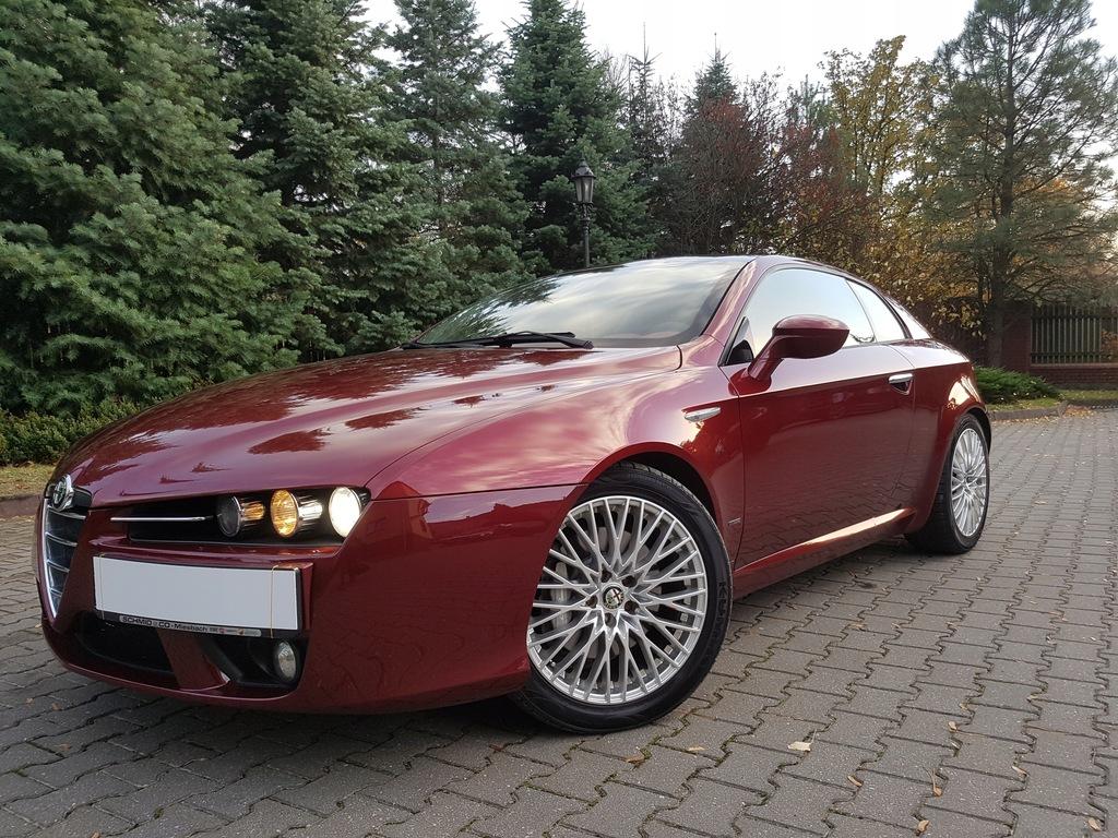 Alfa Romeo Brera 2 4jtd 200km Novitec Panorama 7695057223 Oficjalne Archiwum Allegro