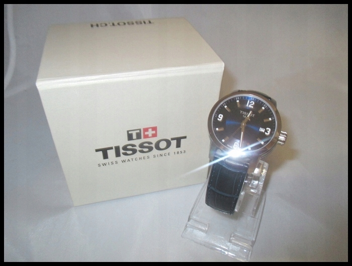 TISSOT PRC 200 QUARTZ GENT T055.410.16.047.00