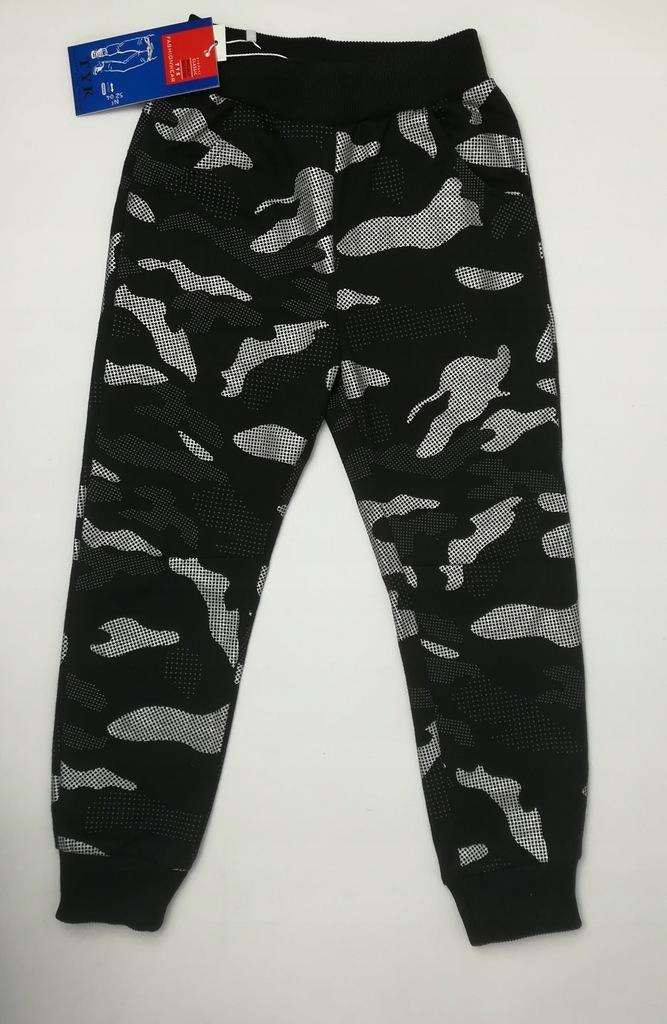ADIDAS Originals – Spodnie dresowe ze wzorem moro – Szary