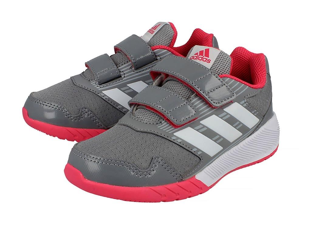 Buty dziecięce adidas AltaRun Cf BA7917 # 30