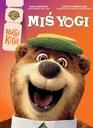 Miś Yogi Magia Kina DVD