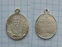 medalik żydowski Mojżesz judaika
