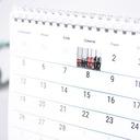 Fotokalendarz настольный 30x15 с Вашей фотографией