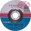 DRONCO do metalu INOX SPECJAL 125x2,5x22