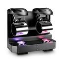 Cameo NanoRoll 200 Double LED Mini Barrel Scanner