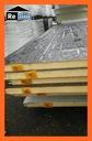 Płyta obornicka warstwowa płyty drzwi brama 40mm
