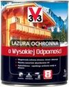 3V3 ЛАЗУРЬ V33 ВЫСОКАЯ УСТОЙЧИВОСТЬ 8LAT 5Л доставка товаров из Польши и Allegro на русском