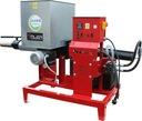 MOCNA BRYKIECIARKA TROCIN BRYKIET DO 15 kg/h 230V