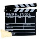 KLAPS FILMOWY jak w HOLLYWOOD 30x27,5cm + BONUS