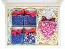 комплект чай сердце czekol подарок на день святого валентина !