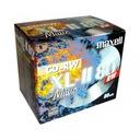 Płyty CD-RW Maxell XLii Audio 80 Min. Wa-Wa 10szt