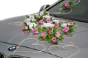 DEO LenaDekor dekoracja samochodu samochód ślub
