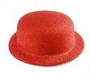 K6  KAPELUSZ MELONIK brokatowy kapelusze 9 kolorów