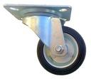 Zestaw 4 szt.kół koło koła kółka 80 mm 300 kg obr